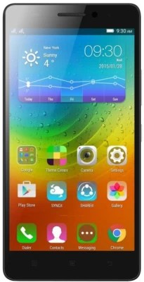 Lenovo A7000 Turbo (Black, 16 GB)(2 GB RAM)