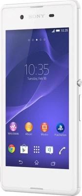 Sony Xperia E3 (White, 4 GB)(1 GB RAM)