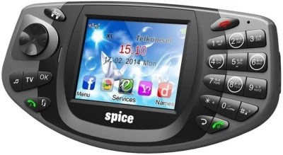 Spice Gaming Mobile X-2(Grey)