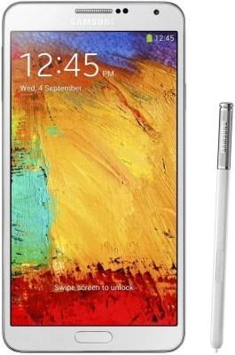 Samsung Galaxy Note 3 (Classic White, 32 GB)(3 GB RAM)
