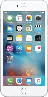 Apple iPhone 6s Plus (Silver, 128 GB)