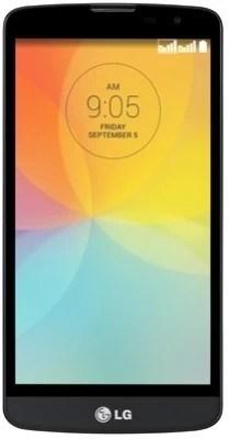 LG L Bello (Black Titan, 8 GB)(1 GB RAM)