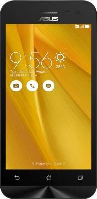 Asus Zenfone Go (2ndGen) (Yellow, 8 GB)(1 GB RAM)