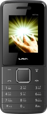 Lava KKT 14S(Grey & Black)