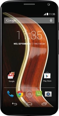 Moto X (Black/Walnut, 16 GB)(2 GB RAM)