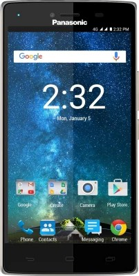 Panasonic Eluga Turbo (Champagne Gold, 32 GB)(3 GB RAM)