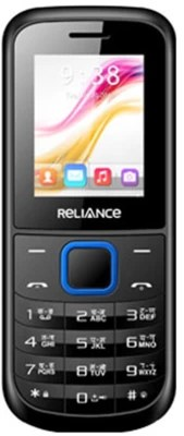 Lava C180 CDMA For Reliance(Black)