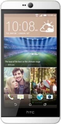 HTC Desire 826 DS (GSM + CDMA) (White Birch, 16 GB)(2 GB RAM)