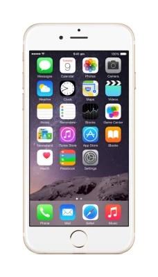 Apple iPhone 6 (Gold, 16 GB)