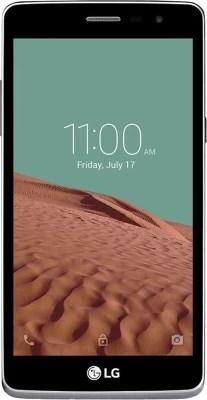 LG Max X160 (Silver Titan, 8 GB)(1 GB RAM)