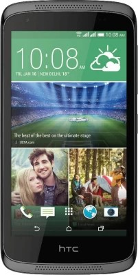 HTC Desire 526G Plus (Glossy Black, 16 GB)(1 GB RAM)