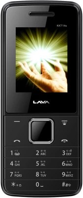 Lava KKT 14S(Black & Red)