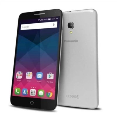 Panasonic P50 Idol silver Colour (Silver, 8 GB)(1 GB RAM)