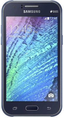 Samsung Galaxy J1 (Blue, 4 GB)(0.5 GB RAM)