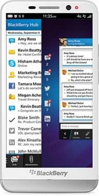Blackberry Z30 (White, 16 GB)(2 GB RAM)