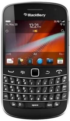 Blackberry 9900 (Charcoal Black, 8 GB)(768 MB RAM)