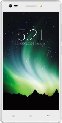 Lava Pixel V2 (White, 16 GB)(2 GB RAM)