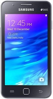Samsung Z1 (Black, 4 GB)(768 MB RAM)