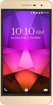 Lava X46 (Gold, 8 GB)(2 GB RAM)