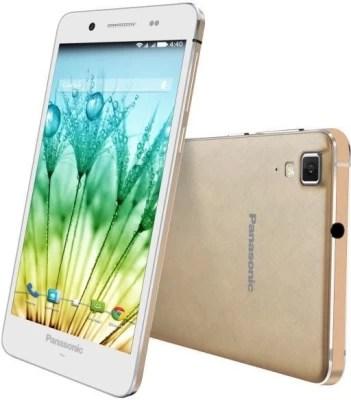 Panasonic Eluga Z (Gold, 16 GB)(2 GB RAM)