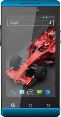 Xolo Q500S IPS (Blue, 4 GB)(512 MB RAM)