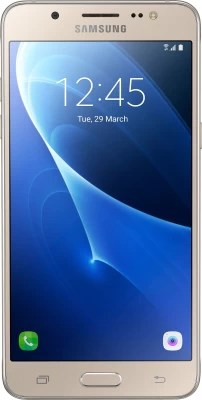 Samsung Galaxy J5 - 6 (New 2016 Edition) (Gold, 16 GB)(2 GB RAM)