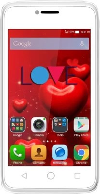 Panasonic Love T35 (White, 4 GB)(512 MB RAM)