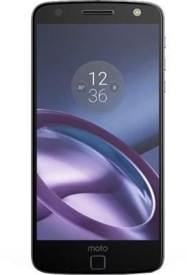 Moto Z with Style Mod (Black, 64 GB)(4 GB RAM)