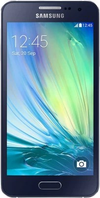 Samsung Galaxy A3 (Midnight Black, 16 GB)(1 GB RAM)