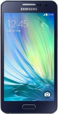 Samsung Galaxy A3 (Midnight Black, 16 GB)(1 GB RAM)