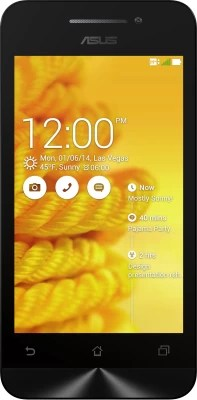 Asus Zenfone 4 (Yellow, 8 GB)(1 GB RAM)