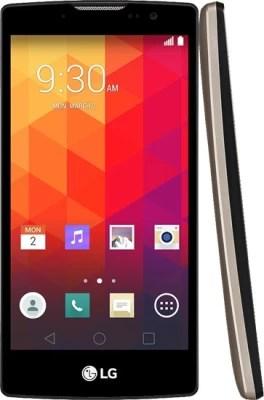LG Spirit 4G LTE (Black Gold, 8 GB)(1 GB RAM)