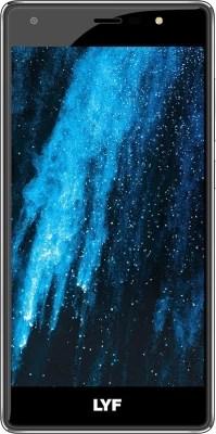 LYF Water F1S (Black, 32 GB)(3 GB RAM)