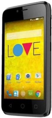 Panasonic Love T35 (Black, 4 GB)(512 MB RAM)
