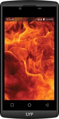 LYF Flame 7S (Black, 8 GB)(1 GB RAM)