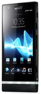 Sony Xperia P (Black, 16 GB)(1 GB RAM)