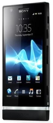 Sony Xperia P (Black, 16 GB)(1 GB RAM)