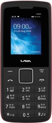 Lava Captain K1 Plus(Black Red)