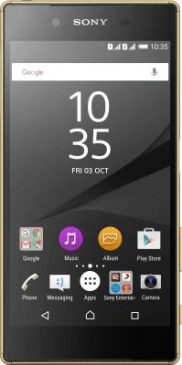Sony Xperia Z5 Dual (Gold, 32 GB)(3 GB RAM)