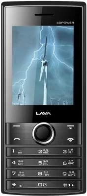 Lava KKT 40 Power(Grey Black)