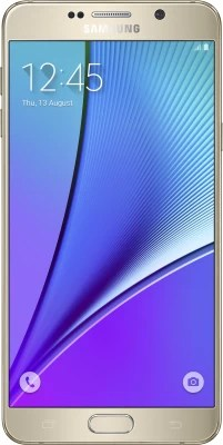 Samsung Galaxy Note 5 (Gold Platinum, 32 GB)(4 GB RAM)