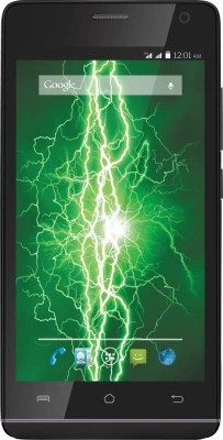 Lava Iris Fuel 50 (Black, 8 GB)(1 GB RAM)