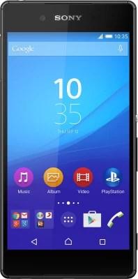 Sony Xperia Z3+ (Black, 32 GB)(3 GB RAM)