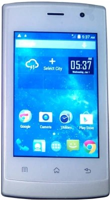 Panasonic T9 (White, 4 GB)(512 MB RAM)
