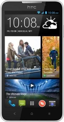 HTC Desire 516 (Pearl White, 4 GB)(1 GB RAM)