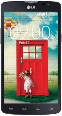 LG L80 Dual (Black, 4 GB)(1 GB RAM)