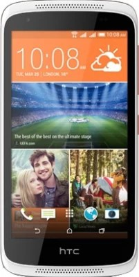HTC Desire 526G Plus (Fervor Red, 16 GB)(1 GB RAM)