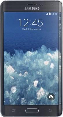 Samsung Galaxy Note Edge (Charcoal Black, 32 GB)(3 GB RAM)