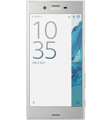 Sony Xperia XZ Dual (Platinum, 64 GB)(3 GB RAM)
