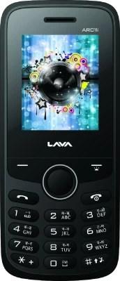 Lava ARC 11i(Black)